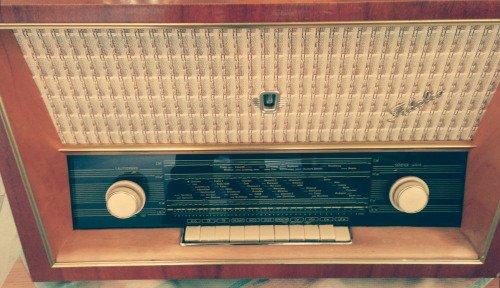 Röhren-Radio (Bild: Marc Krüger)