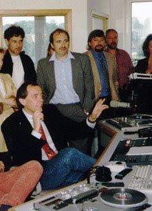 Sendestart am 31. Mai 1993