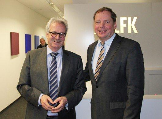 Wolfgang Epp neuer Vorsitzender des LFK-Medienrates (Bild: LFK)