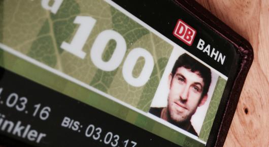Konnis neue Bahncard (Bild: konni.org)