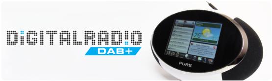Digitalradio-Empfänger