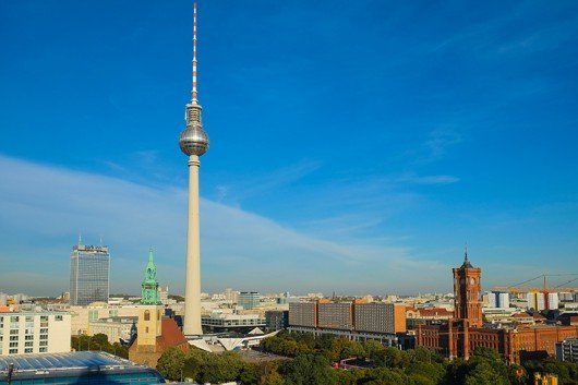 Fernsehturm am Alexanderplatz 2015 (Bild: Media-Broadcast)