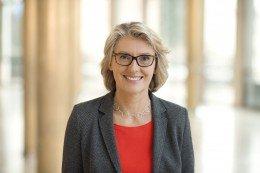 Gabriele Holzner ist neue hr-Fernsehdirektorin. Foto: hr/Katrin Denkewitz