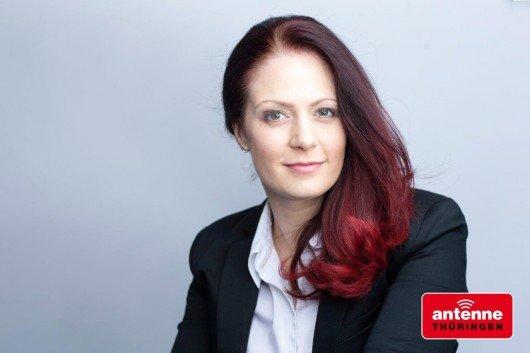 Julia Schutz (Bild: ANTENNE THÜRINGEN)