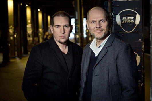 Mischa Kreiskott und Hendrik Haubold (Bild: Christian Spielmann/NDR Kultur)