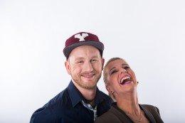 Freut sich offenbar auch über das Ergebnis: Das Team der Morgensendung mit Franzi und Stocki. Foto: Radio Ton