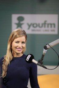 YOU FM-Moderatorin Susanka Bersin (Foto: hr/Tim Wegner)