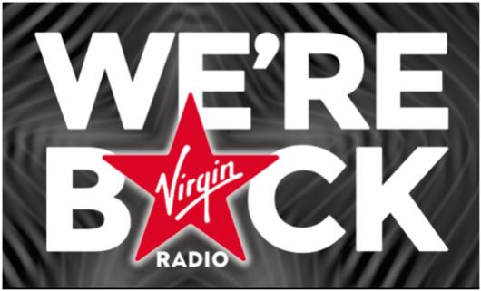 Virgin Radio UK - We're back
