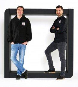 Christoph Recker und Jan Zerbst (Bild: ffn)
