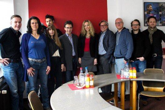 radio leinehertz-Team 2016 (Bild: radio leinehertz)