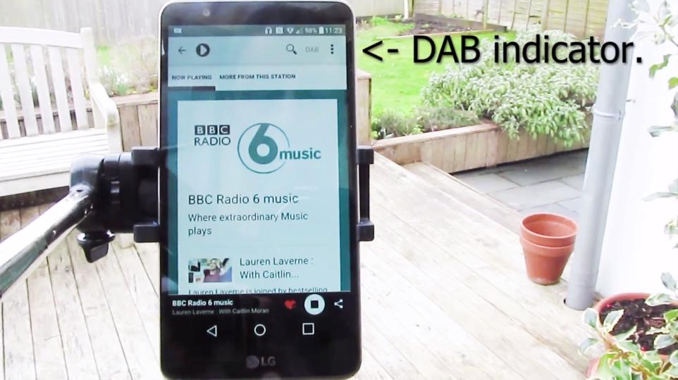 radioplayer app wechselt zwischen webradio und dab. Black Bedroom Furniture Sets. Home Design Ideas