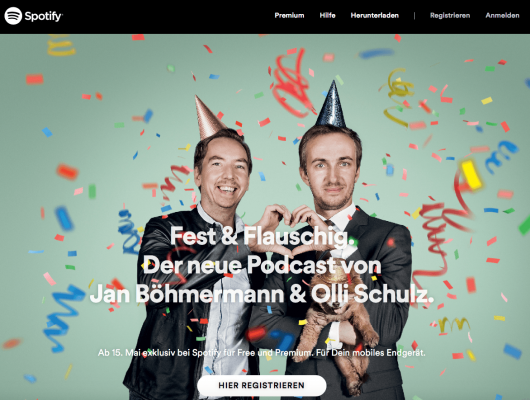"""""""Fest & Flauschig"""" (Bild: Screenshot)"""