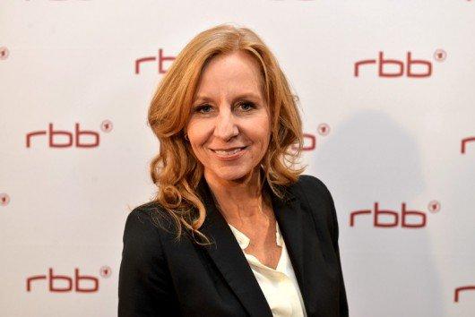 Patricia Schlesinger wird rbb-Intendantin (Bild: ©rbb/Oliver Ziebe)