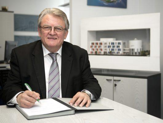 Dr. Gerd Bauer (Bild: LMS)