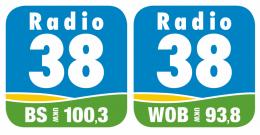 Radio38_BS_WOB_Logo_nebeneinander