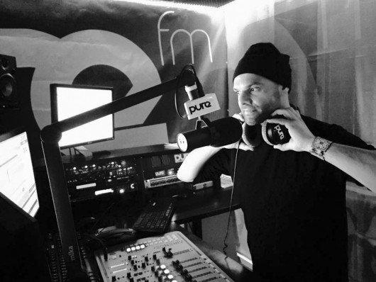 DJ, Produzent und pure fm Moderator SIOPIS [© by pure fm]