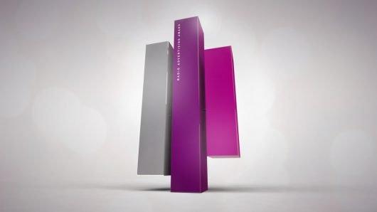 Silber-Trophäe des Radio Advertising Award