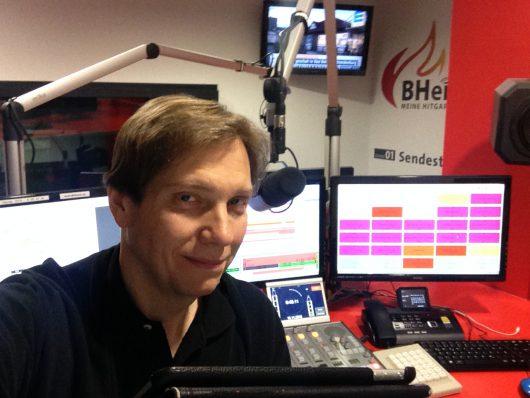Andreas Dorfmann bei BHeins 2016 (Bild: privat)
