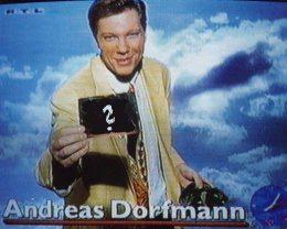Andreas Dorfmann bei RTL
