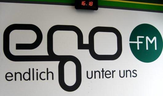 Logo von egoFM (Bild: Hendrik-Leuker)