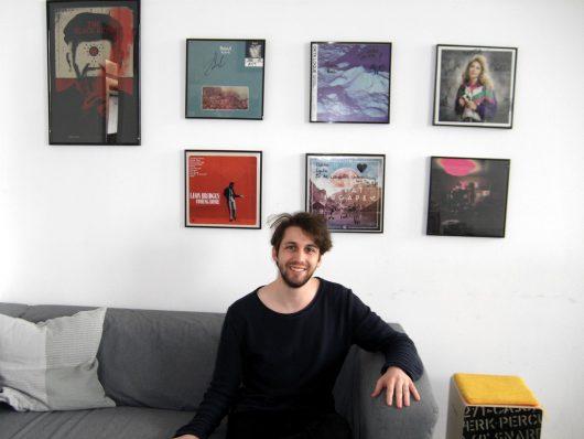 egoFM-Musikredakteur Julian Zeh (Bild: Hendrik Leuker)