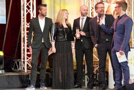 Gewinner der besten Promotionaktion (Bild: @RADIOSZENE)