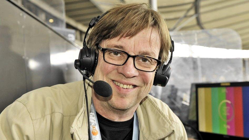 Fussballreporter Legende Bela Rethy Exklusiv Auf Radio