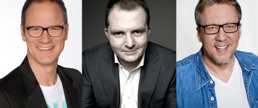 Thomas Bug, Jörg Thadeusz, Jan Malte Andresen (Bild: WDR/Annika Fußwinkel/Jenny Sieboldt/NDR/Christian Spielmann)