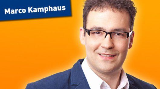 Marco Kamphaus (Bild: ©LandesWelle Thüringen)