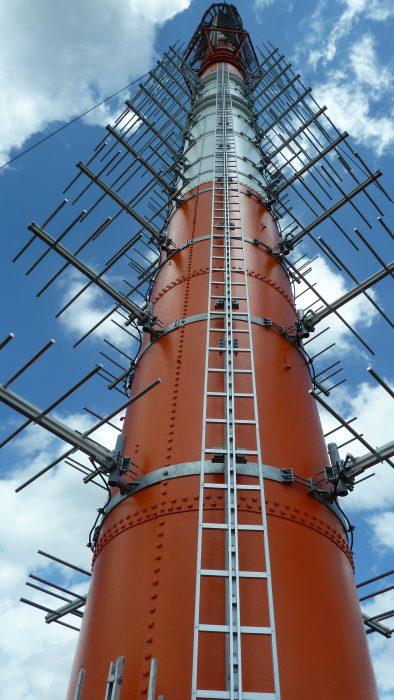 Neue Antenne in Langenburg (Bild: ©antenne 1)