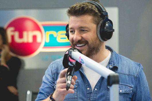 Bruno Guillon (Bild: Fun Radio)
