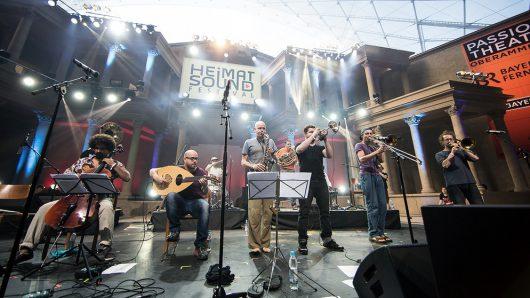 Banda Comunale (Bild: © Heimatsound-Festival 2016)