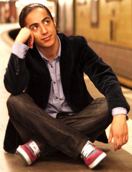 YOU FM-Comedian Masud (Bild: ©hr/Elahe Karimi)