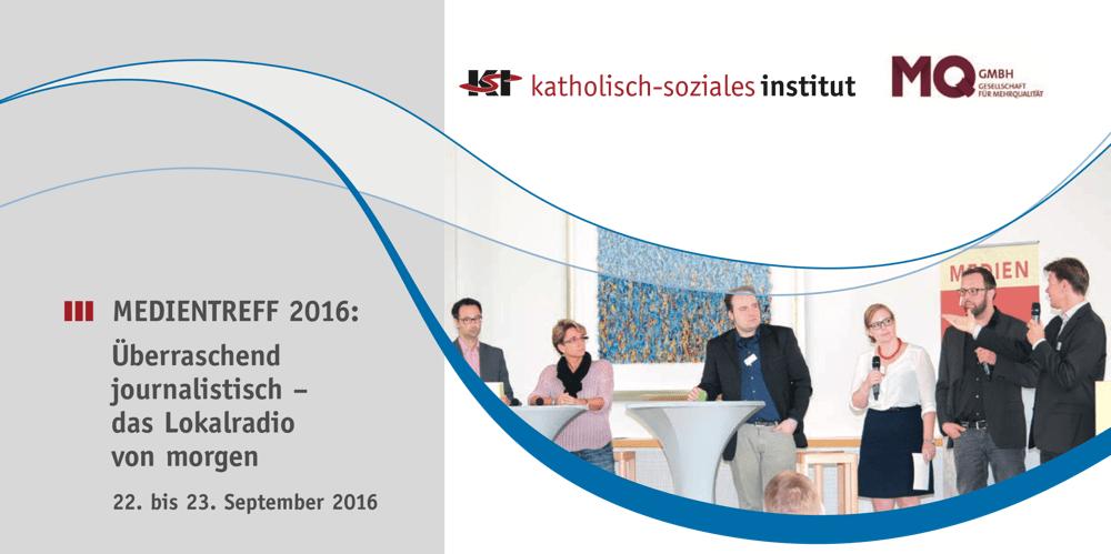 Medientreff NRW 2016