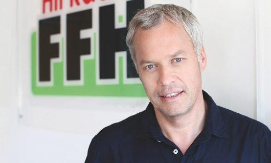 Roel Oosthout ist Programmchef von Hit Radio FFH in Hessen (Bild: ©Hit Radio FFH)