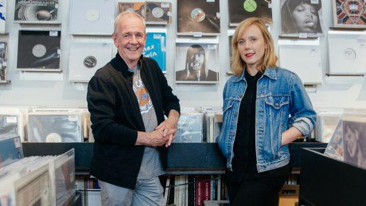 Fritz Egner und Christina Wolf (Bild: ©BR)