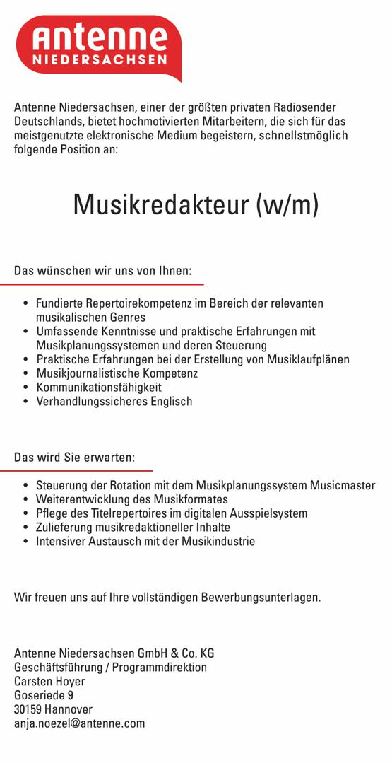 antenne-niedersachsen-musikredakteur-140916-min