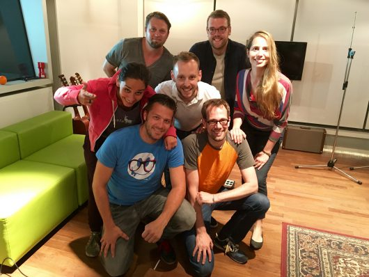 Bayern3 Vocal Session bei ReelWorld (Bild: ©ReelWorld)