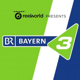Bayern3 ReelWorld Logo