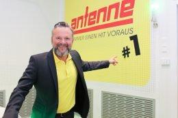 Antenne GeschŠftsfüŸhrer Gottfried Bichler (Bild: Styria Radios)