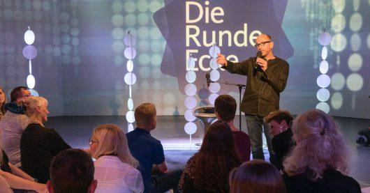 DIE RUNDE ECKE: Meine Geschichte. Live erzählt (Bild: ©WDR/Max Kohr)