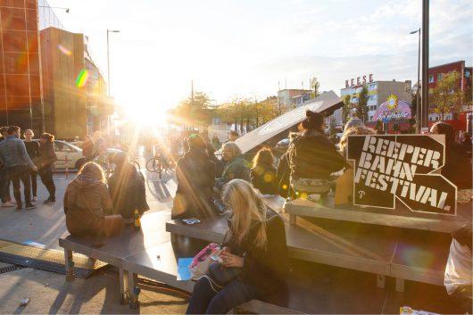 Atmosphäre beim Reeperbahn Festival 2015 (© NDR/SWR/Reeperbahn Fest./Meinen)