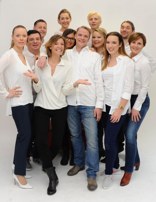Das Team von Radio Arabella Oberösterreich (Bild: ©Radio Arabella)