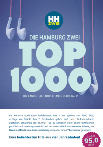 HAMBURG ZWEI Top 1000