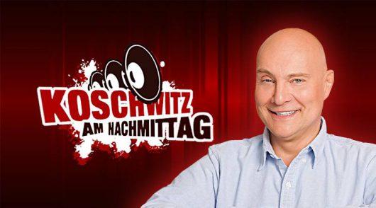 Koschwitz am Nachmittag (Bild: ©104.6 RTL)