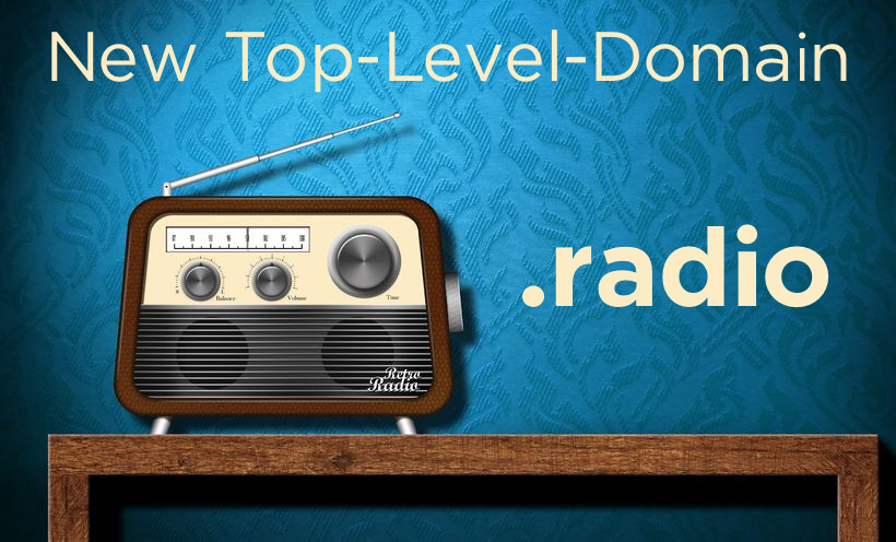Top Level-Domain .radio (Bild: ©Tanatat Ariyapinyo/123RF.com)