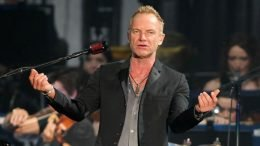 Musiker Sting (Bild: Deutscher Radiopreis)