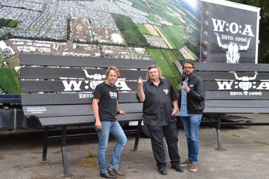 Wacken Open Air, und RADIO BOB! starten ab sofort eine umfassende Medienkooperation.