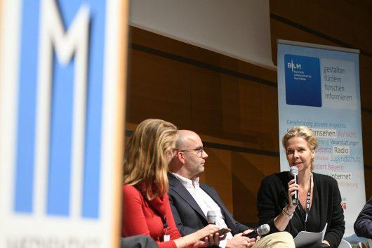 Radiogipfel 2016: Valerie Weber, Holger Hees