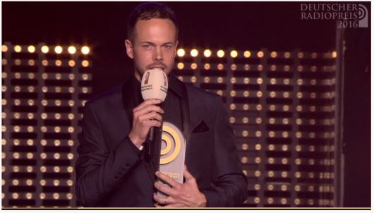 Jascha Habeck von hr Info gewinnt Deutschen Radiopreis 2016